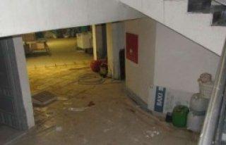 Üniversite Öğrencisi İnşaattan Düştü
