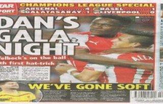 'Arsenal Parti Yapıyor'
