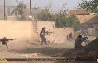 Irak'ta IŞİD'e Yönelik Operasyonlar Hızlandı