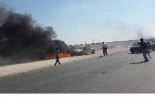 IŞİD'tenTürkiye Sınırı Yakınına Saldırı