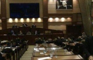 İSKİ ve İETT Bütçeleri Meclis'ten Geçti
