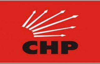 CHP'nin Tunceli Adayları