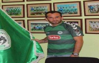 Gekas Konyaspor'a Gitti