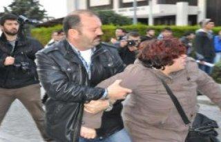 İzmir'de 'Uludere' Müdahalesi