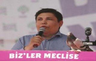 İzmir'de HDP'ye Syriza Davası