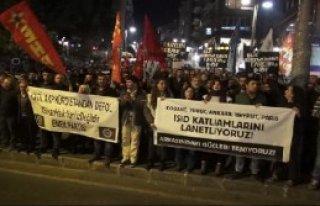 Kadıköy'deki Eylemde Gerginlik