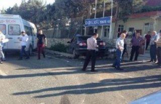 Kahramanmaraş'ta Kaza: 8 Yaralı