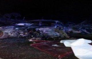 Kaza Yapan Otomobilde Bira Şişesi