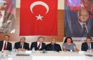 Karabağ'dan Çorum Ziyareti