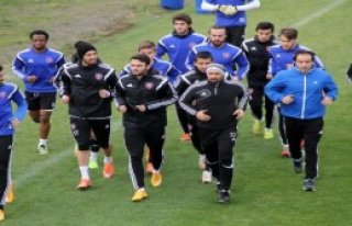 Karabükspor'da Beşiktaş Hazırlığı