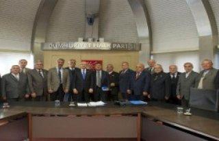 Kılıçdaroğlu'dan Emeklilere Ziyaret!