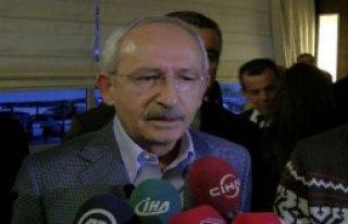 Kılıçdaroğlu'ndan Dershane Açıklaması