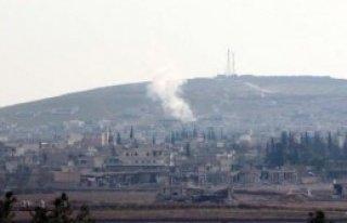 Kobani'deki Çatışmalar 77'nci Gününde