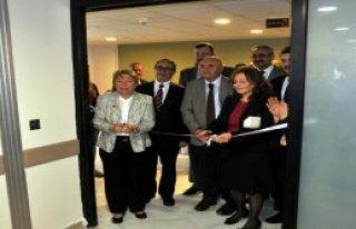 Kemik İliği Nakil Merkezi Açıldı