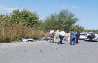 Konya'da 2 Kaza: 3 Ölü, 1 Yaralı