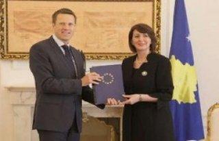 Kosova, 2014 Ab İlerleme Raporundan Memnun