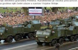Kosova'nın Tartıştığı Fotoğraf