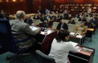 Belediye Meclisi Karıştı