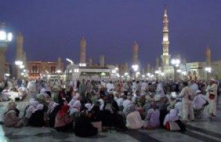 Kutsal Topraklar 'Sabır' Yolcularını Ağırlıyor