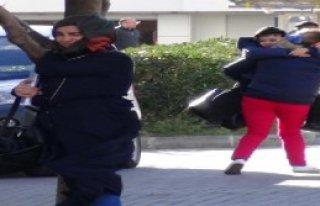 Lodos, Bursa'da da Etkili Oldu