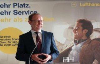Lufthansa'dan Yeni Sınıf