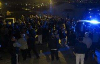 Malatya'da Taciz Kavgası