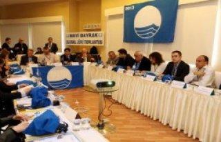 Mavi Bayrak Jürisi Antalya'da