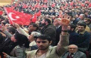 'hayır' Kampanyası İçin Ankara'da Bir Araya Geldi...