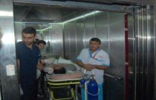 Nizip'te Akıma Kapılan Boyacı Öldü