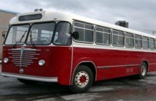 Nostaljik Otobüsler Görücüye Çıkıyor