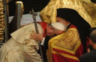Papa Rum Patrikhanesi'nde