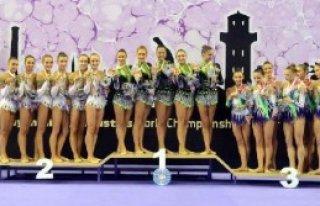 Ritmik Cimnastikte 2016 Rio'da Yokuz
