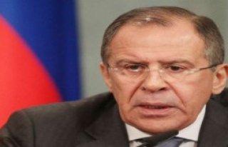 Rusya Dışişleri Bakanından Şok İddia