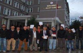 Salihli'de Kobani Soruşturması!