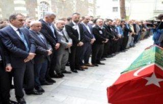 Serdar Aslan Trabzon'da Toprağa Verildi
