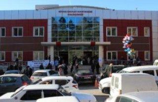 Sivas'ta Devlet Hastanesinin Kapanmaması İçin İmza...