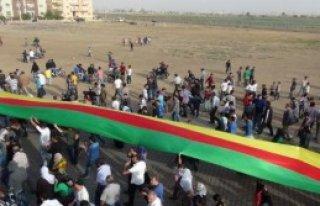 IŞİD'i Protesto Ettiler