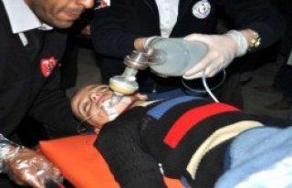Suriye'de Kanlı Gece
