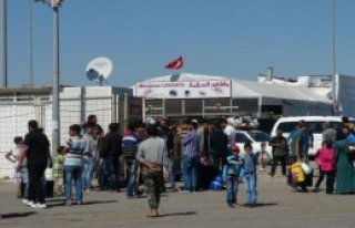 Suriyeliler Bayram Nedeniyle Ülkelerine Dönüyor