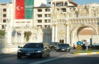 Suudi Arabistan Kralı Selman, Antalya'dan Ayrıldı