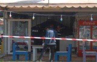 Tartıştığı Kafe İşletmecisini Öldürdü