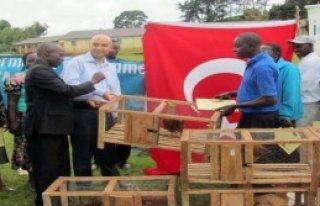 TİKA'dan Kenya'ya Yardım Eli