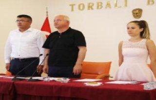 Torbalı Belediye Meclisi'nden Darbe Girişimine Ortak...