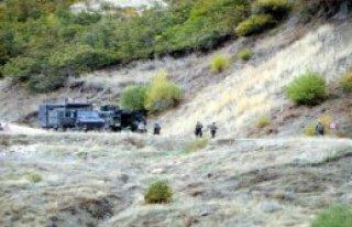 Tunceli'de Çatışmada 1 PKK'lı Öldürüldü