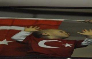 Türkiye: 2 Brezilya: 3