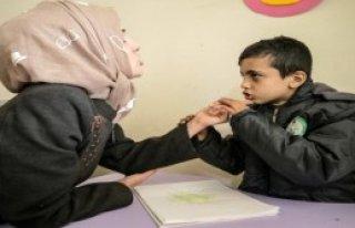Engelli Çocuklara Rehabilitasyon Merkezi