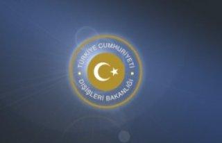 Türkiye Katliamı Kınadı