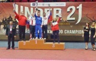 Tekvando'da Avrupa Şampiyonu Olduk