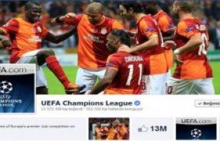 UEFA'dan Galatasaray'a Jest