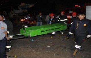 Uşak'ta Kaza: 3 Üniversiteli Öldü, 6 Yaralı Var